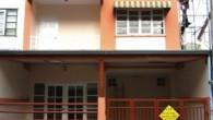 แบบบ้าน หมู่บ้านทรัพเทพา พิศพิมุก บ้านมือสอง รังสิต คลอง5
